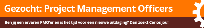 Gezocht: Project Management Officers (PMO)